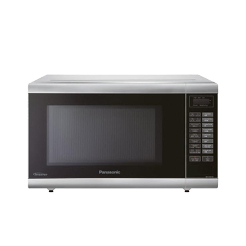 Panasonic NN-ST651M Inverter Digital Microwave [32 L] Black Titanium