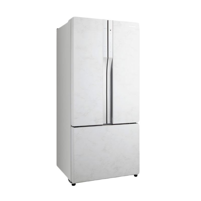 Panasonic NR-CY557GX1D Refrigerator - Grey [Side By Side/Econavi Converter/547 L]