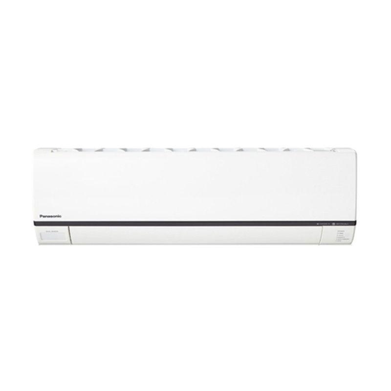 Panasonic PN12SKJ R-32 Eco Smart Putih AC Split [1.5 PK]  Termasuk Instalasi , Vacum  , Pipa Set ( Pipa+ Kabel 5 m, Braket, Ductape)