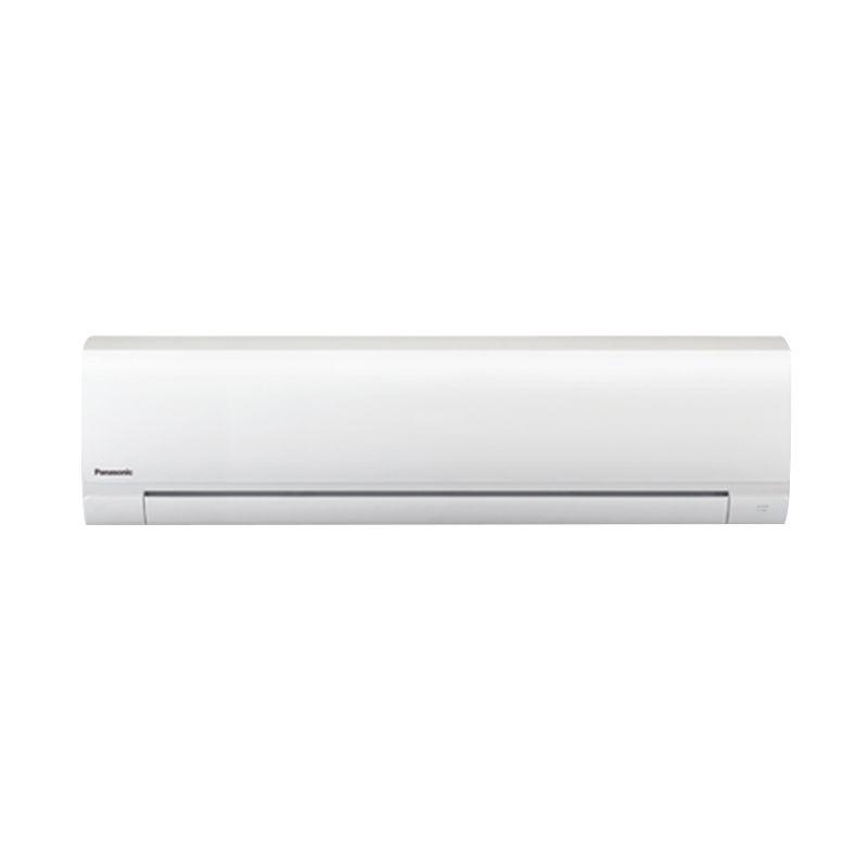 Panasonic PN24RKP R-32 Eco Smart Putih AC Split + Pemasangan & Material