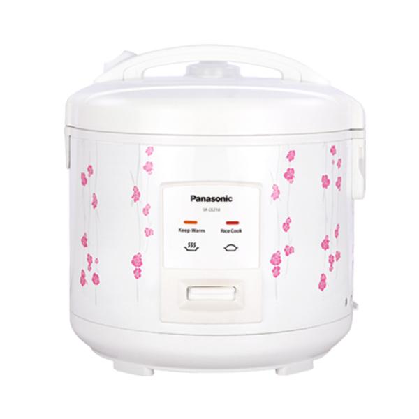 Panasonic SR-CEZ18FGSR Rice Cooker - Bunga