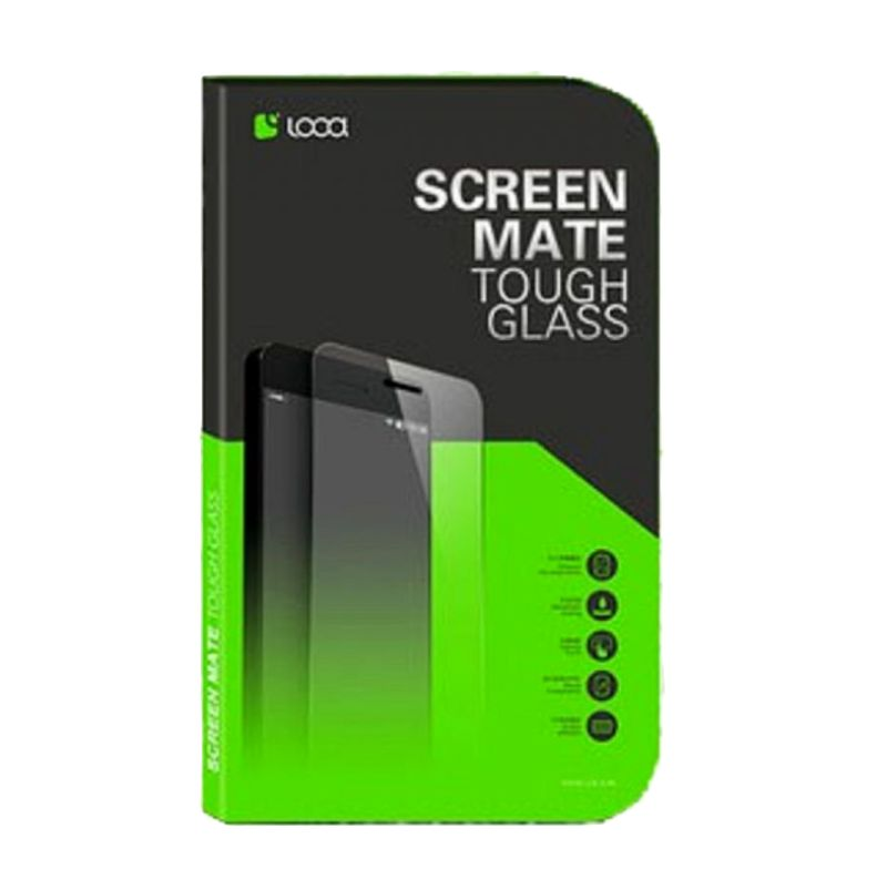 Loca Sweet Tempered Glass Screen Protector for Moto-E [0.3 mm]