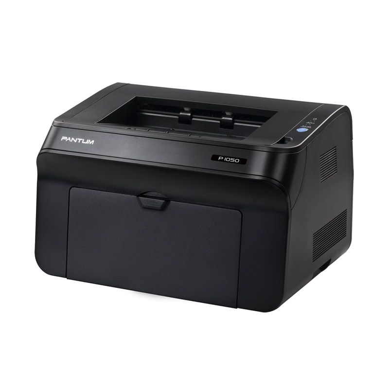 Pantum P1050 Mono Laser Printer Black