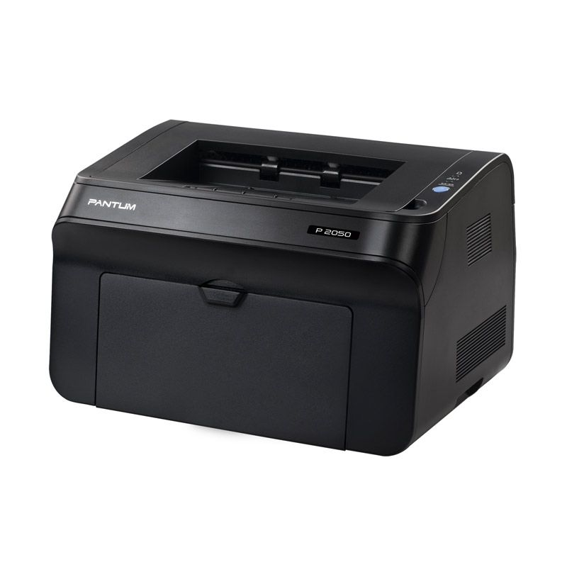 Pantum P2050 Mono Laser Printer Black