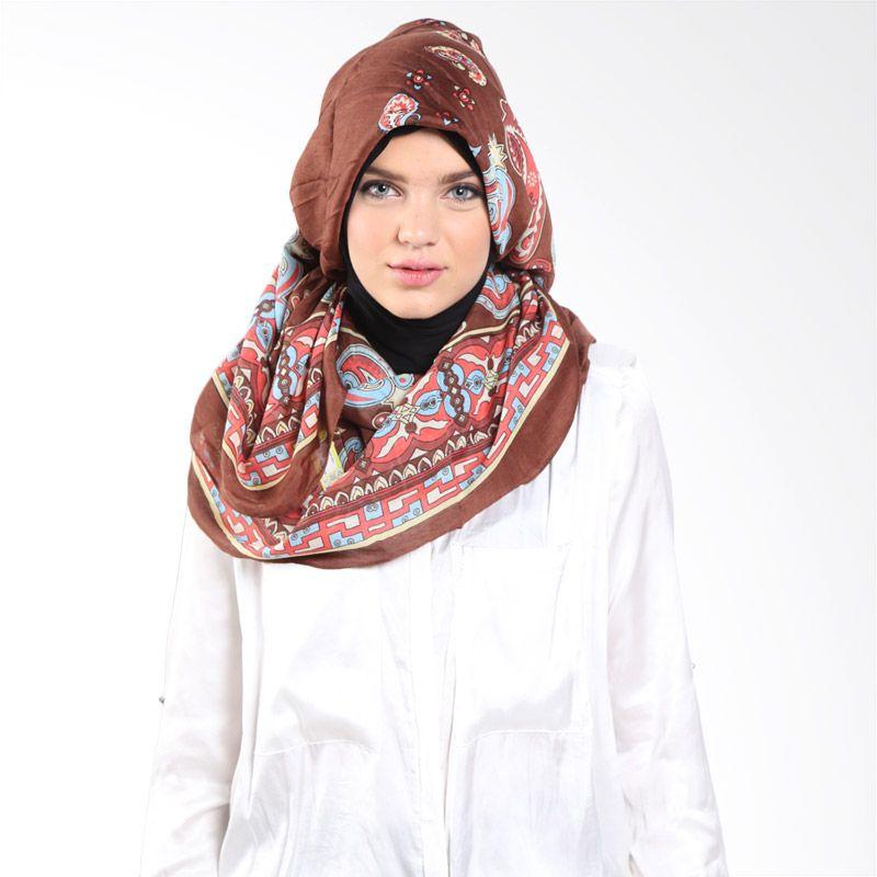 PASMIRA Amasya 509626 Brown Hijab