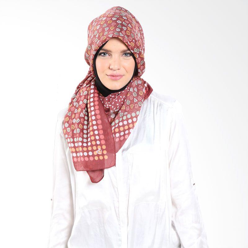 PASMIRA Curly 476626 Brown Hijab