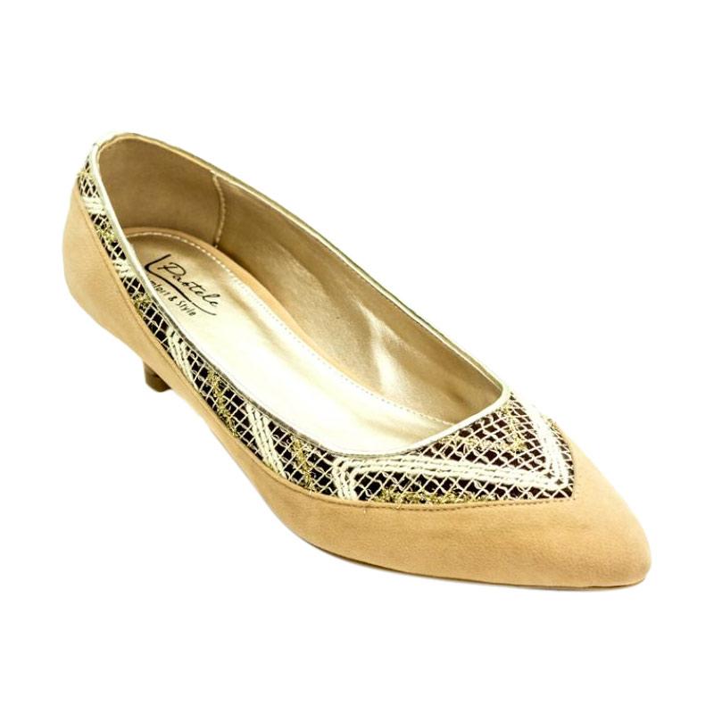 harga Pastele Nevada Sepatu Wanita - Beige Blibli.com