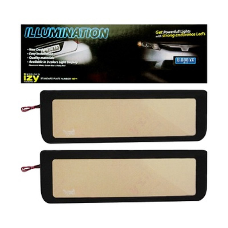 harga Patmoza Acrylic Lampu Cover Plat Nomor Blibli.com