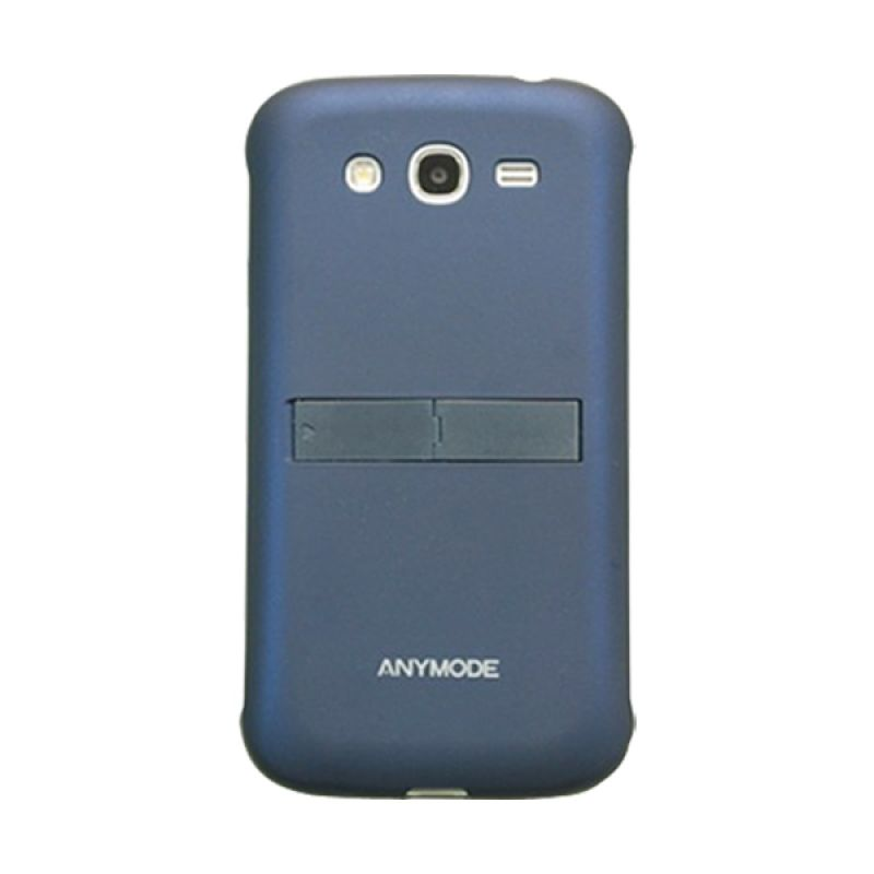 Anymode Kickstand Hardcase For Galaxy Grand Blue Black
