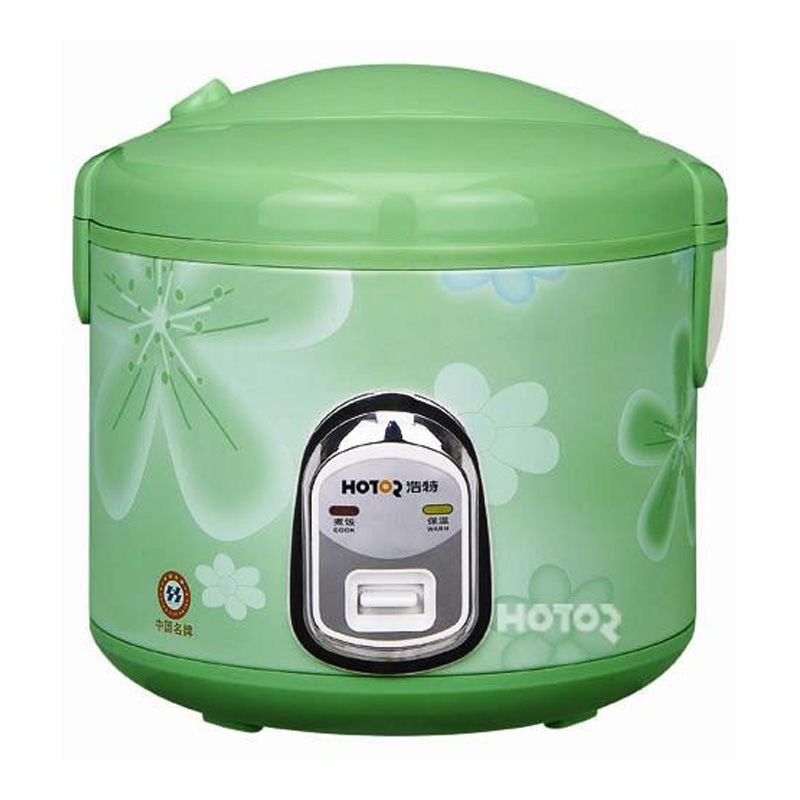 Hotor Deluxe Green TP1109N Rice Cooker