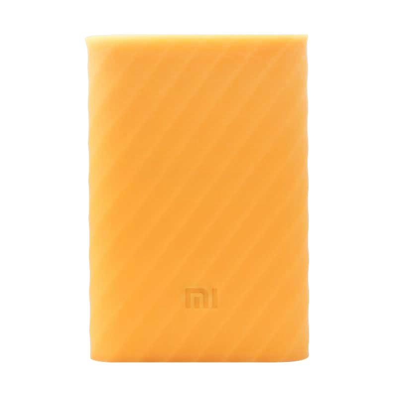 Xiaomi Silicone Casing for Xiaomi Powerbank [10000 mAh] - Orange
