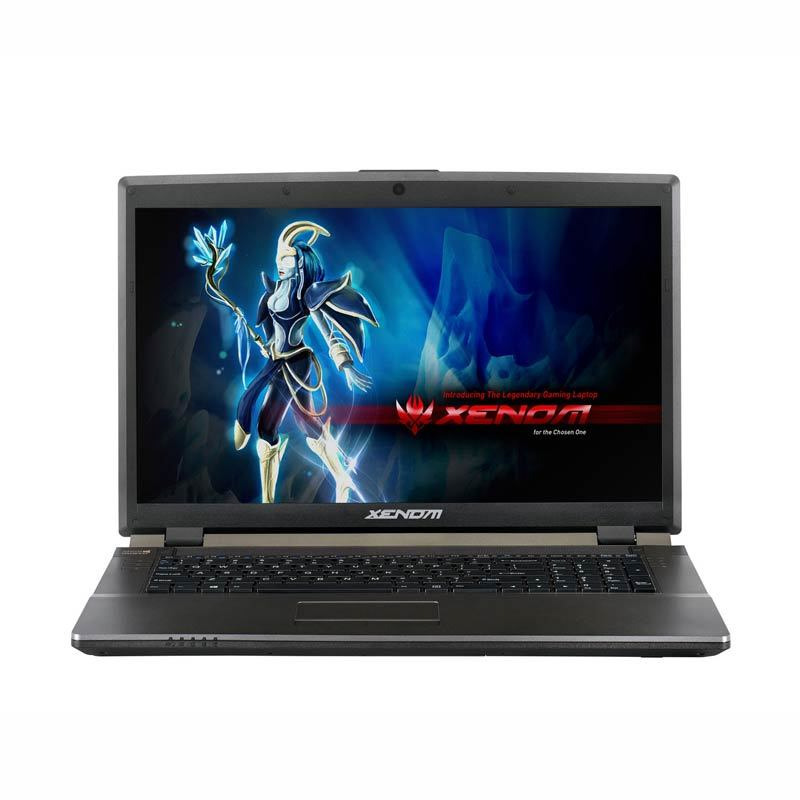 XENOM Shiva SV15C-X2-DL04 (Core i7) Grey