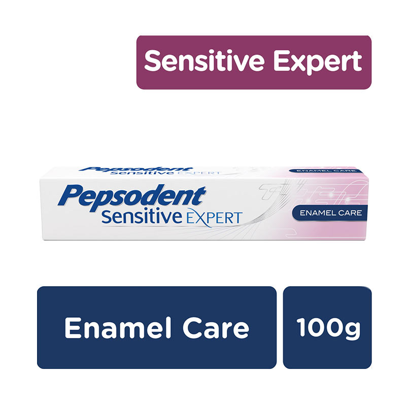 Pepsodent Sensitive Expert Pasta Gigi Enamel Care 100g