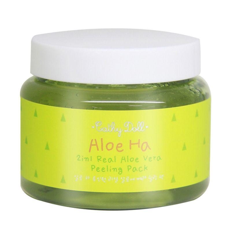 Cathy Doll Aloe Vera Waterdrop Soft Cream [220 mL]