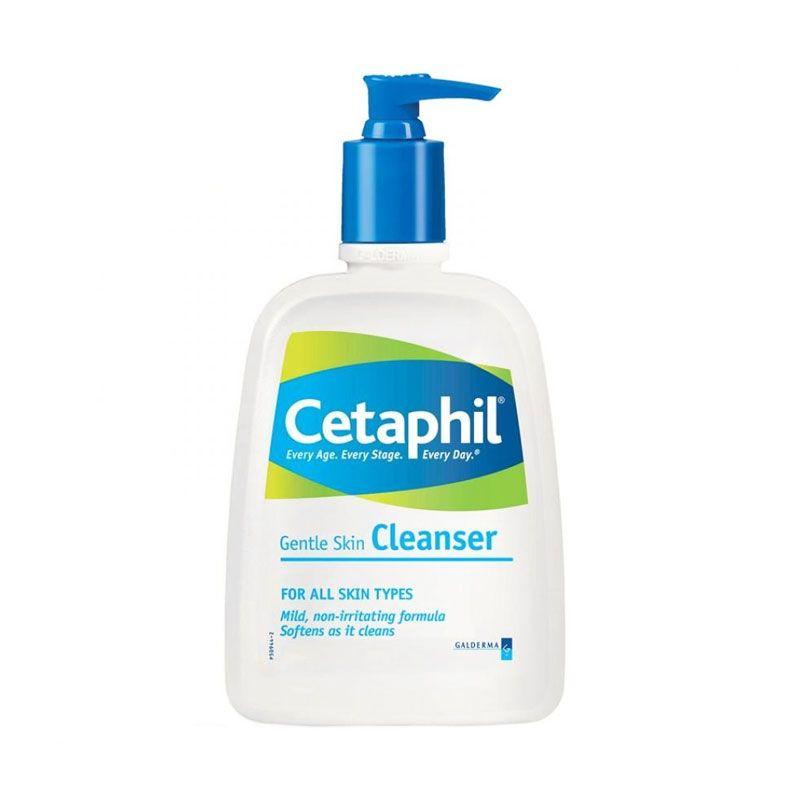 Cetaphil Gentle Skin Cleanser Pembersih Wajah [1000 mL]