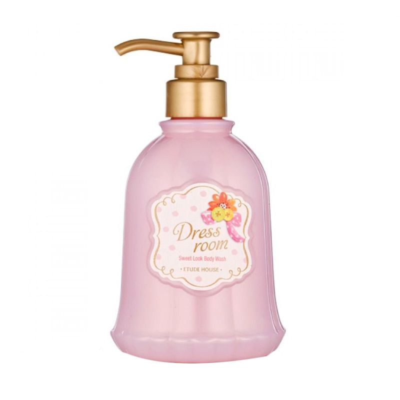Etude Dress Room Sweety Sabun Mandi [300 mL]