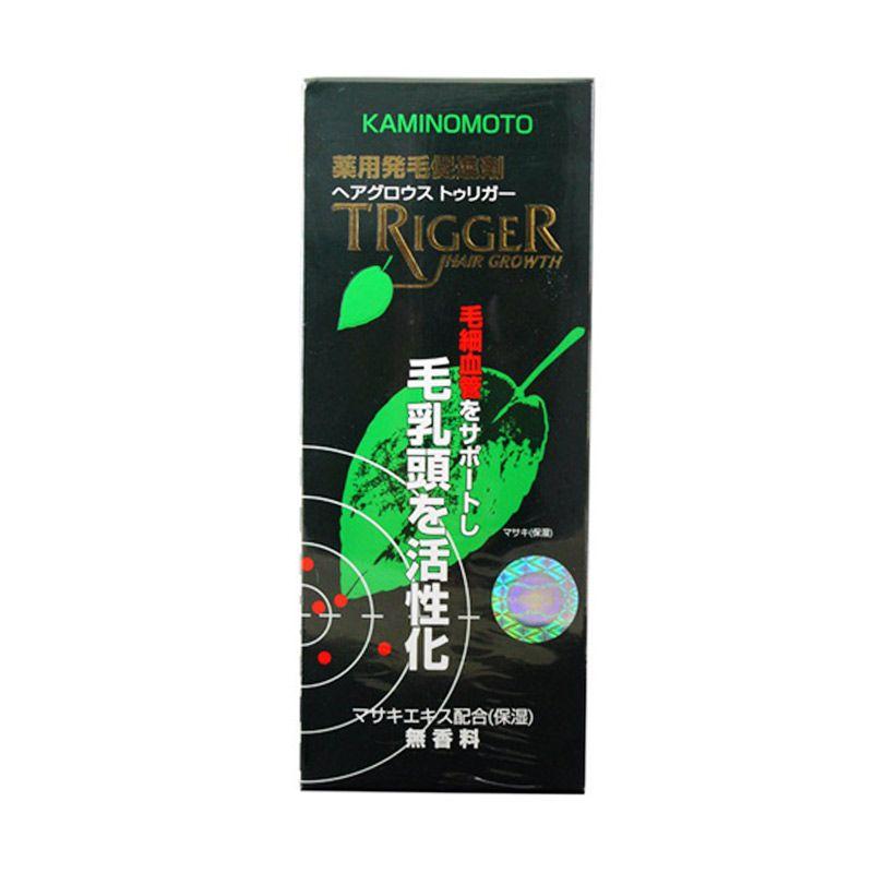 KAMINOMOTO Hair Growth Trigger Serum Rambut (180 ml)