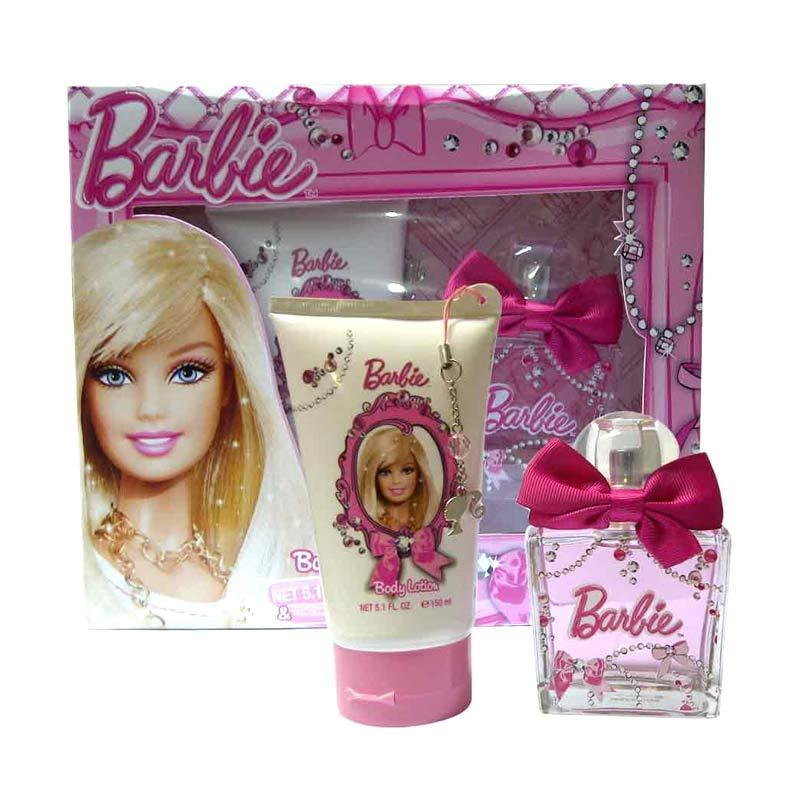 AirVal International Barbie Luxe EDT Parfum Wanita [Gift Set]