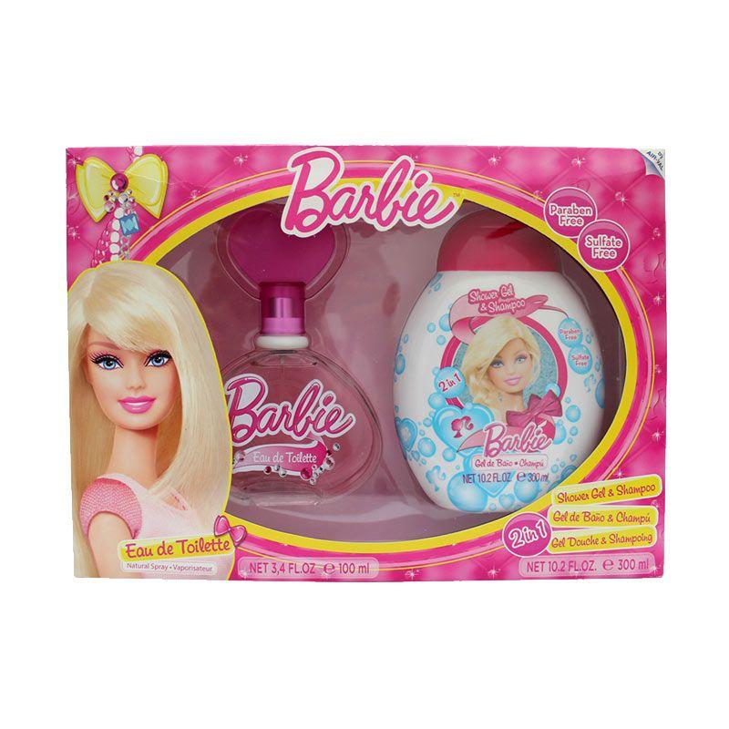 AirVal International Barbie Shower Gel [100 Ml/Gift Set]