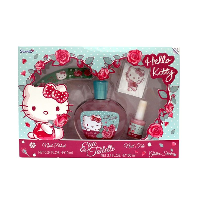 AirVal International Hello Kitty Dream Woman (Gift Set 2)
