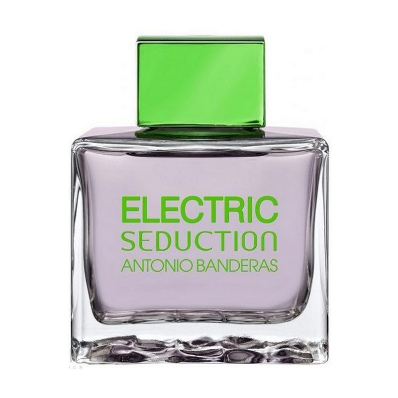 Antonio Banderas Electric Seduction in Black Man