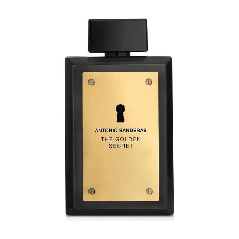 Antonio Banderas The Golden Secret Man EDT Parfum Pria [100 mL]