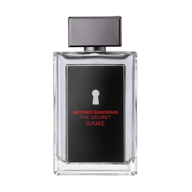 Antonio Banderas The Secret Game Man EDT Parfum Pria [100 mL]