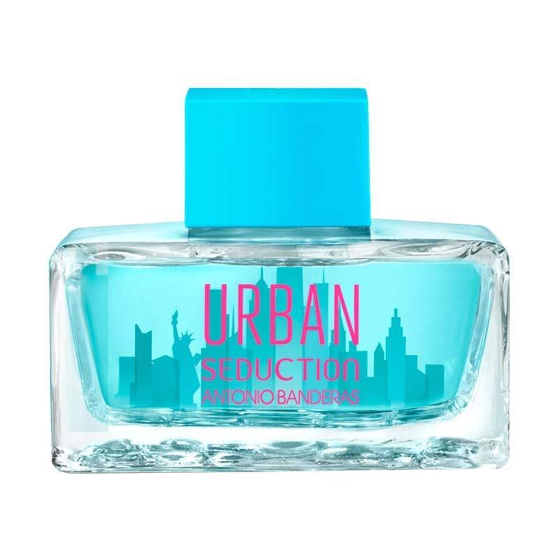 Antonio Banderas Urban Blue Seduction Woman EDT Parfum Wanita [100 mL]