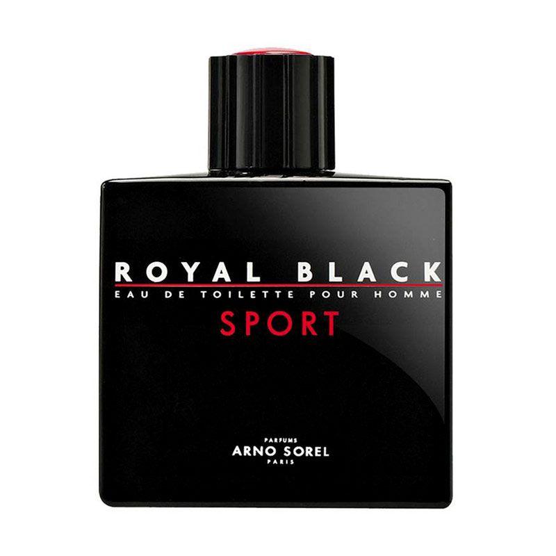Arno Sorel - Royal Black Sport Man