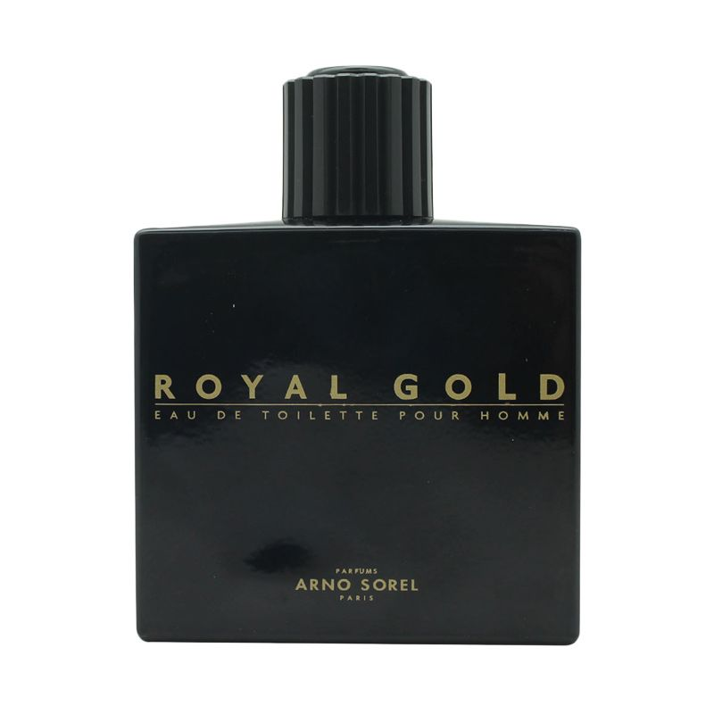 Arno Sorel - Royal Gold Man
