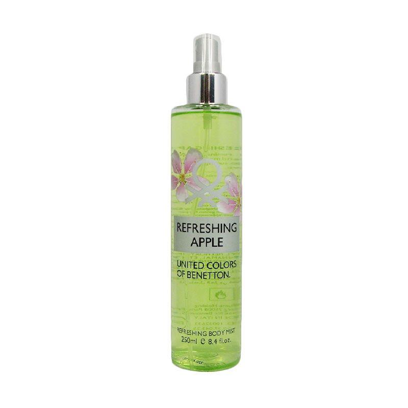 Benetton Refreshing Apple Body Mist [250 mL]