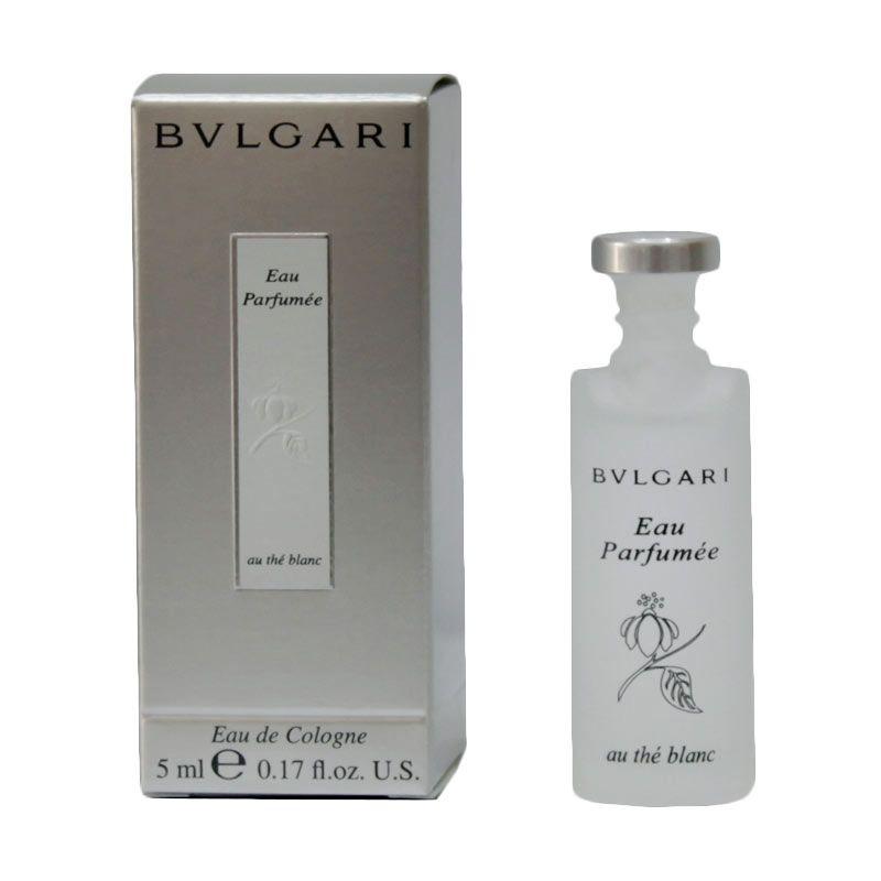 Bvlgari Au the Blanc Unisex Body Spray [5 mL]