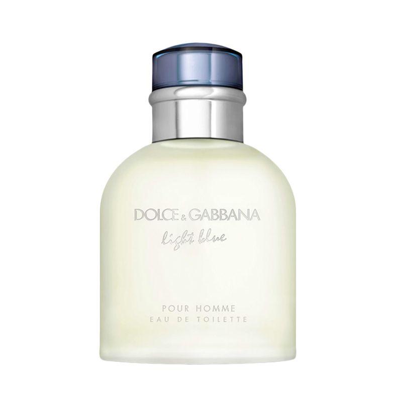 DOLCE & GABBANA Light Blue EDT Parfum Pria