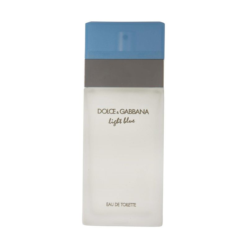 DOLCE & GABBANA - Light Blue Woman