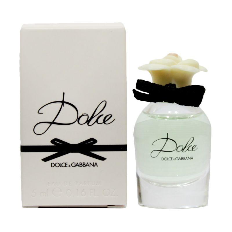 DOLCE & GABBANA Dolce EDP Parfum Wanita [ 5 mL]