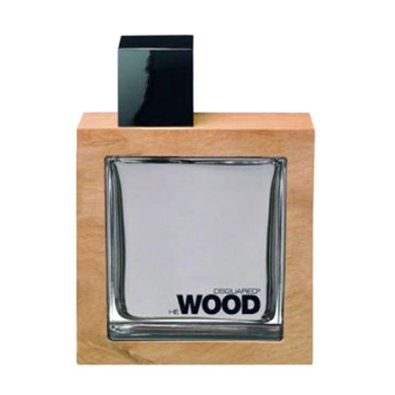 Dsquared2 - He Wood 50 ml Parfum EDT Pria
