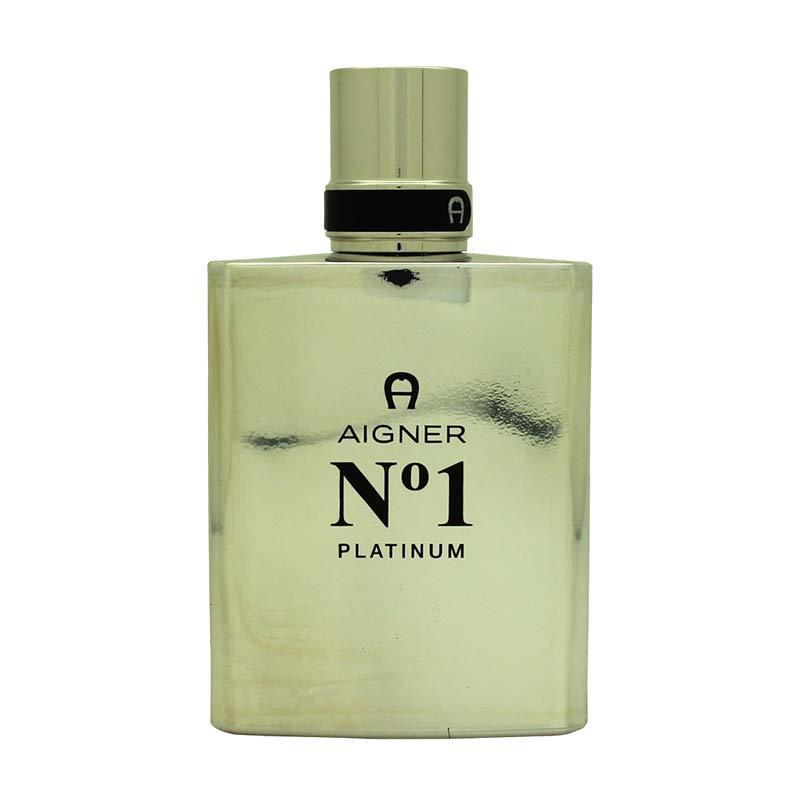 Etienne Aigner No 1 Platinum EDT Parfum Pria [100 mL]