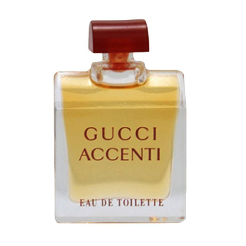 Gucci Accenti EDT Parfum Wanita [5 mL]