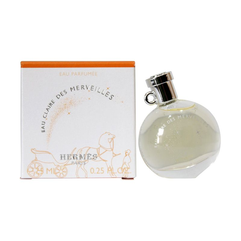 Hermes Eau Claire Des Merveilles EDT Parfum Wanita [7.5 ML]