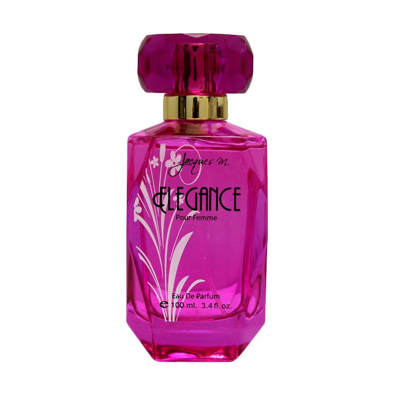 Jacques M Elegance EDP Parfum Wanita [100 mL]