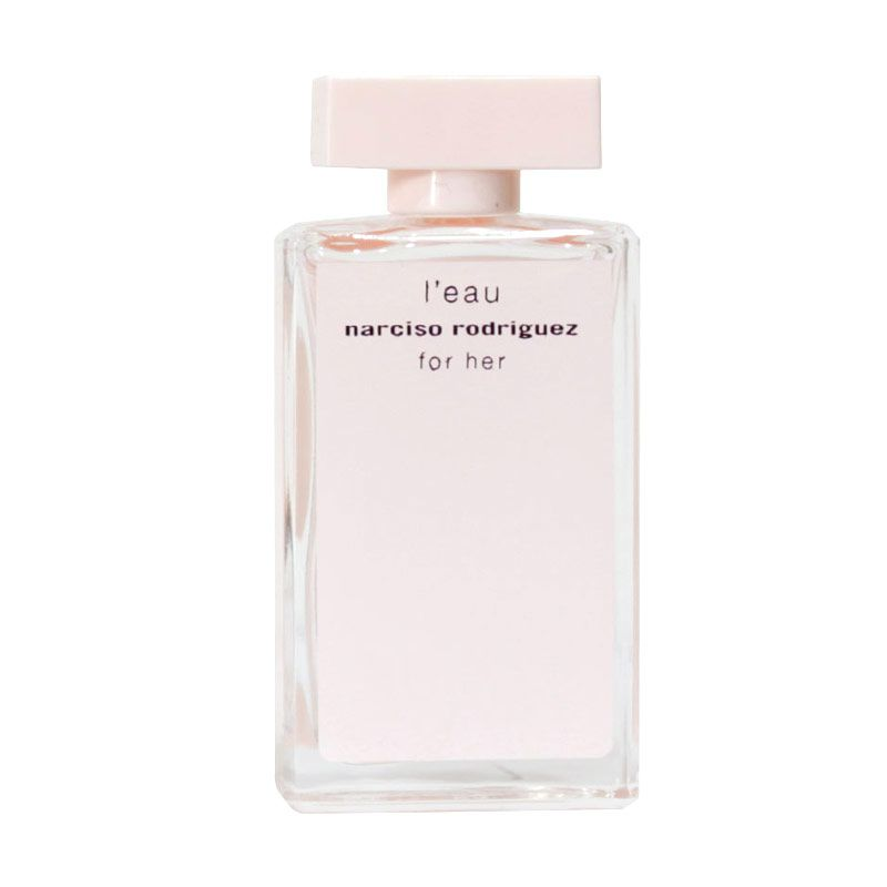 Narciso Rodriguez L'Eau for Her EDT Parfum Wanita [7.5 mL]