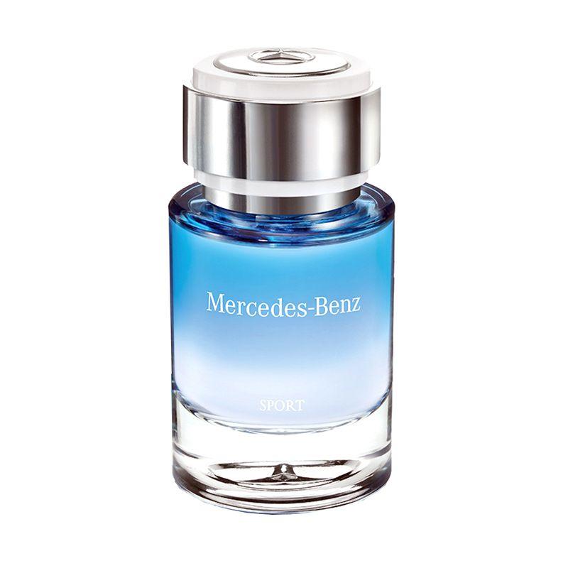 Mercedes-Benz Sport EDT Parfum Pria [120 mL]