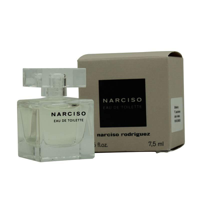Narciso Rodriguez Narciso Woman EDT Parfum Wanita [7.5 mL]
