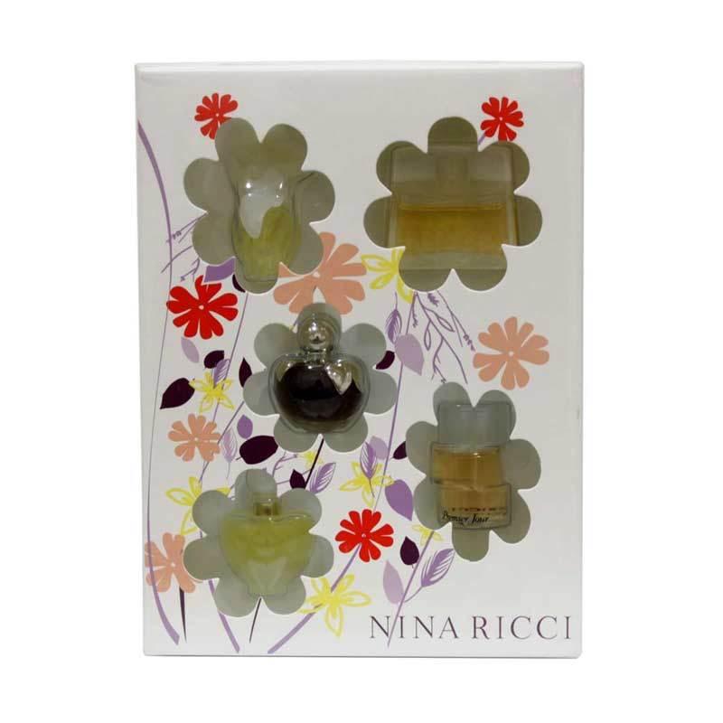 Nina Ricci Nina Ricci Parfum Wanita [Gift Set]