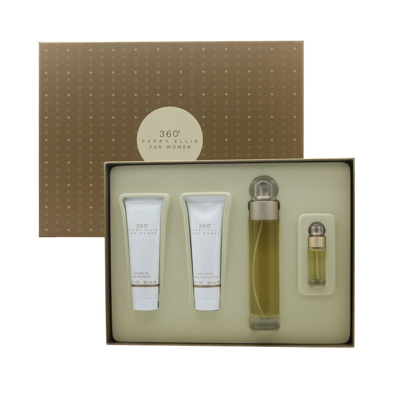 Perry Ellis 360 Woman (Gift Set)