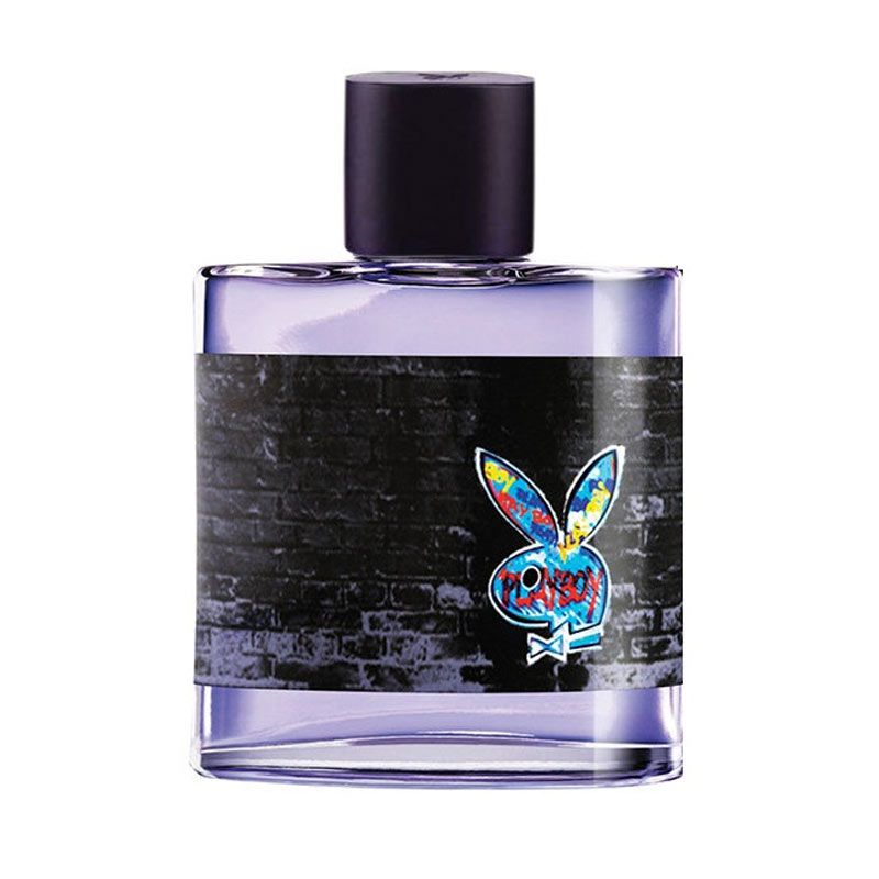 Playboy New York Man EDT Parfum Pria [100 mL]