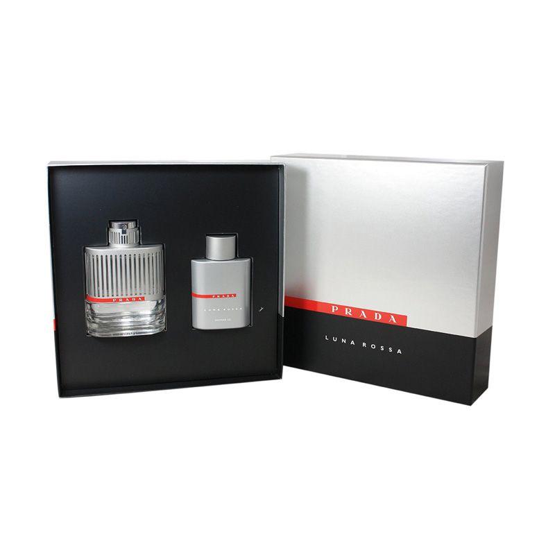 Prada Luna Rossa Parfum Pria [Gift Set]