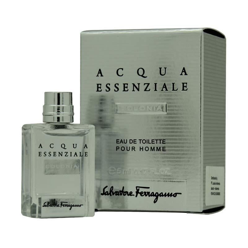 Salvatore Ferragamo Acqua Essenziale Colonia Man EDT Parfum Pria [5 mL]