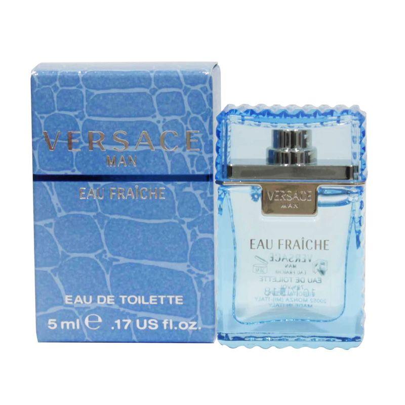 Versace Eau Fraiche EDT Parfum Pria [5 mL]