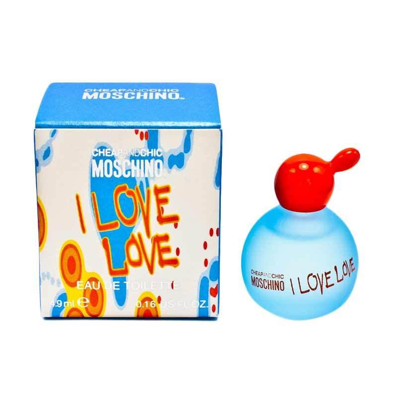 Moschino - I Love Love (Miniatur)